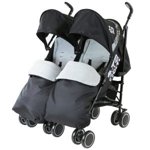 Zeta Citi Twin Buggy Review