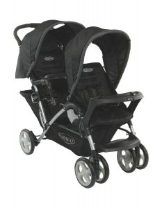 Graco Stadium Duo Pushchair Buggy