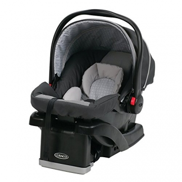 Graco RoomFor2 Dual Stand Ride Stroller Car Seat Travel System